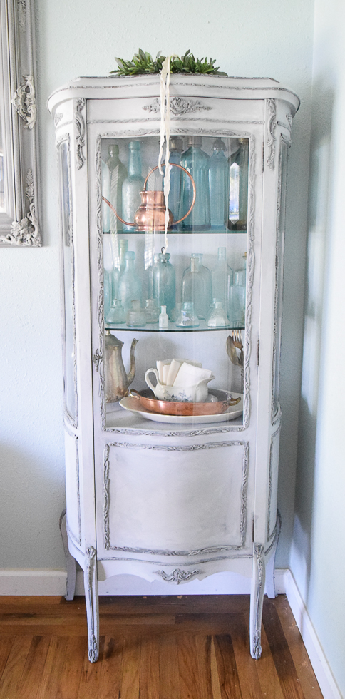 French Style Curio