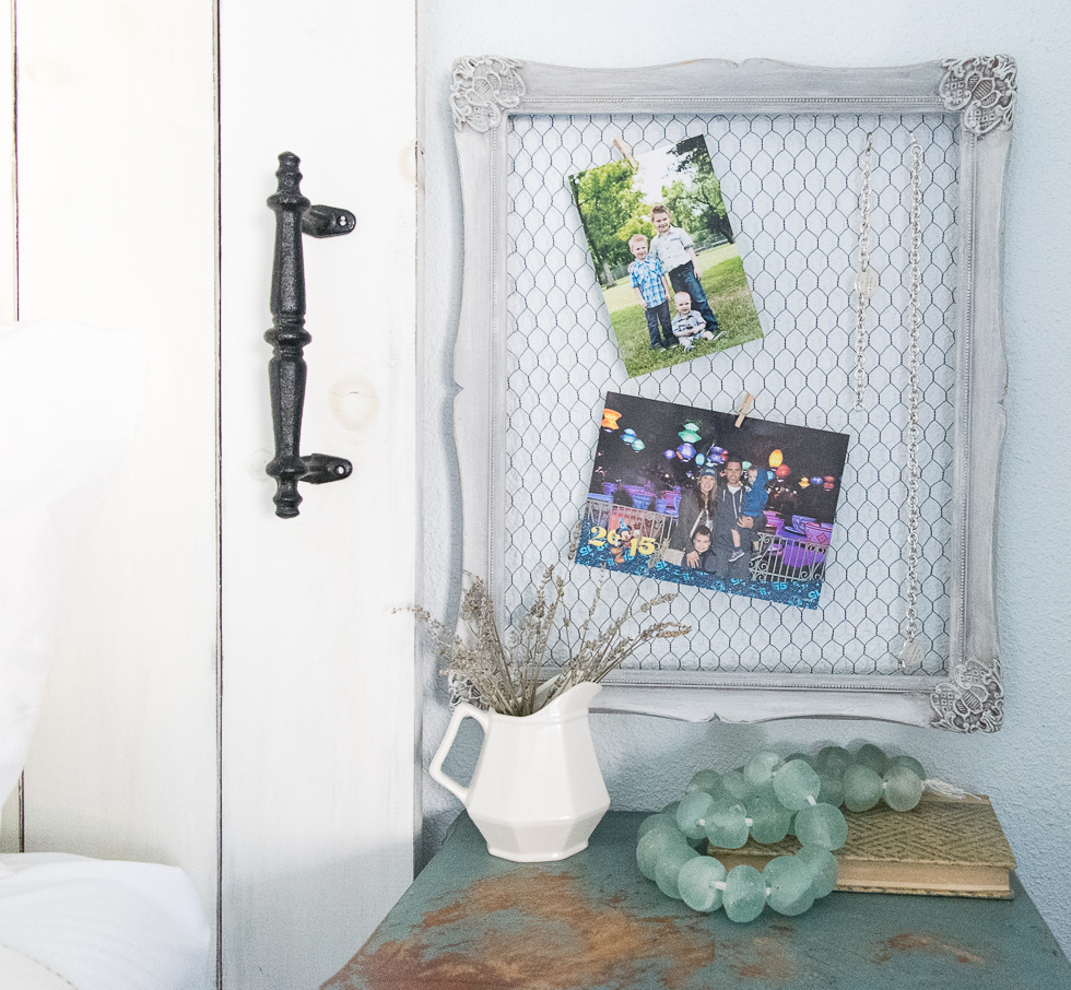 Diy Interior Designer: Thrifty Thursday: $5 Frame Makeover » Momtique: Kendra