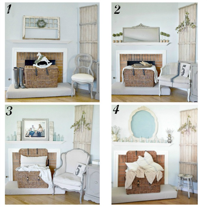 Shop The House Collage