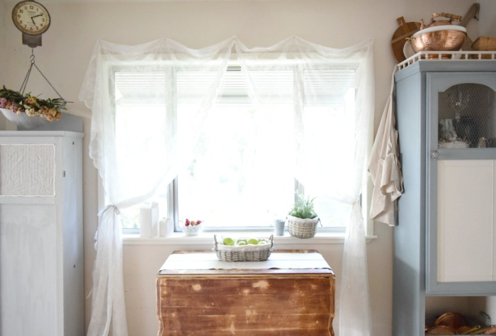 kitchen nook makeover diy