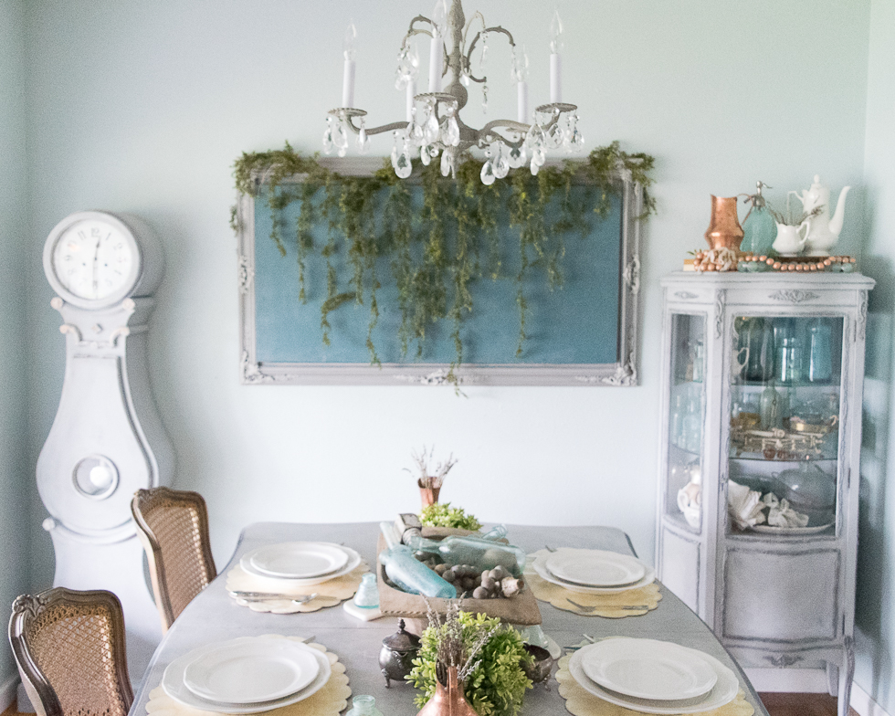 Budget Decorating with Momtique