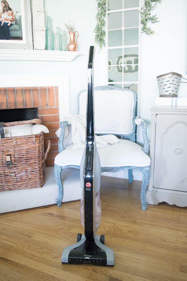 Hoover LiNX Vacuum Review by Momtique Blog