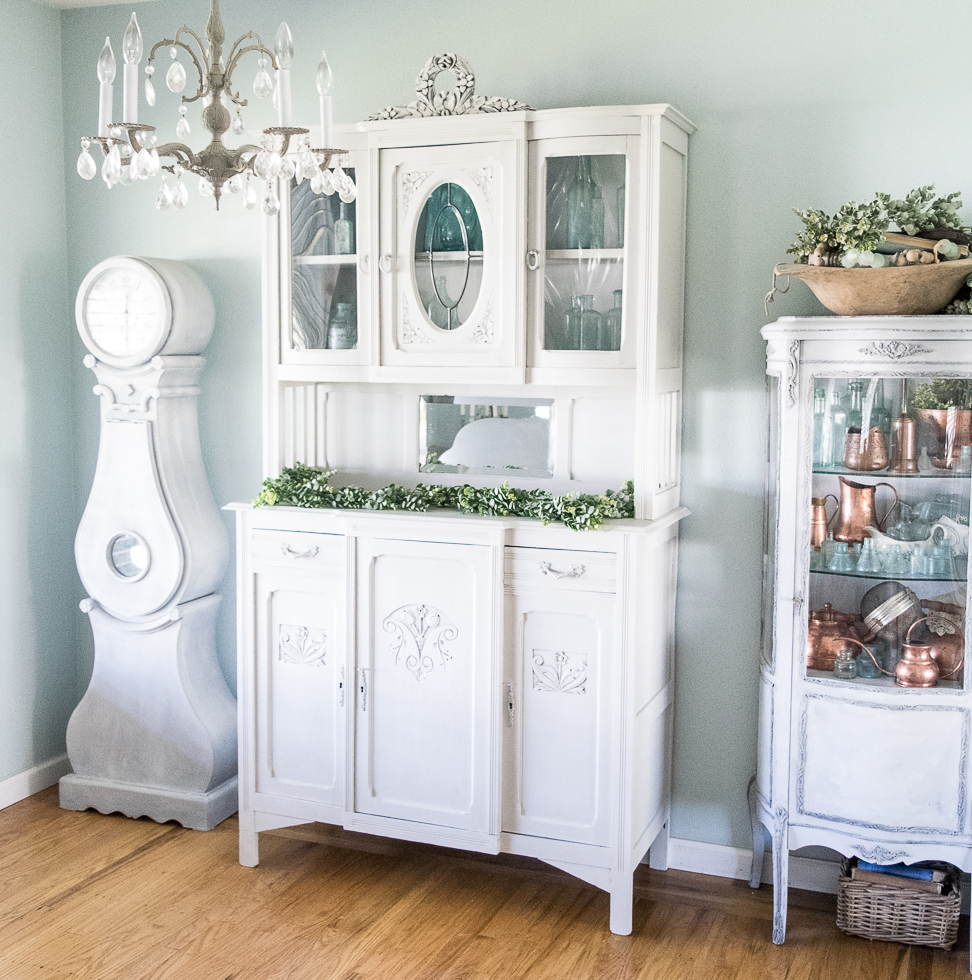 Antique Hutch by Momtique